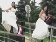 Video Clip Cười - Clip hài: Tất cả là lỗi của cái... hàng rào