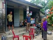 Tin tức trong ngày - Đoàn cứu trợ vừa rời đi, thôn đến thu lại tiền hỗ trợ