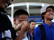 Tin tức trong ngày - 3 thuyền viên bị cướp biển Somalia bắt cóc đã về tới Hà Nội