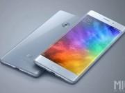 Xiaomi Mi Note 2 màn hình cong, chipset SD 821