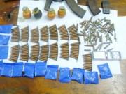 """An ninh Xã hội - 9X sắm cả """"kho"""" lựu đạn để buôn 2.600 viên ma túy"""