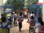 Video An ninh - Thầy giáo đánh bầm tím 6 học sinh lớp 7 ở Huế
