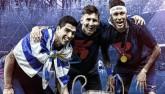 """Barca: Tròn 2 năm Messi-Suarez-Neymar """"oanh tạc"""" thế giới"""