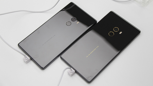 Xiaomi Mi Mix trình diện: Smartphone không viền màn hình - 3