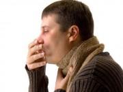 Ao ước được uống nước chè xanh của người bệnh mắc hen phế quản hơn 14 năm