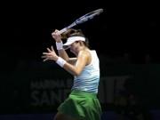 """Thể thao - WTA Finals ngày 4: """"Hoa khôi"""" lâm nguy, hết đường lùi"""