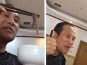 Phi thường - kỳ quặc - Video: Kinh dị người đàn ông ăn đỉa sống ngon lành