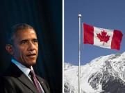 Thế giới - Ông Obama rời Mỹ nếu Trump làm tổng thống?