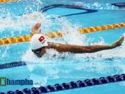 Thể thao - Ánh Viên xô đổ kỷ lục cá nhân bơi 400m ở giải thế giới