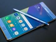 Dế sắp ra lò - Samsung cập nhật pin Galaxy Note 7 lên 60% tại châu Âu