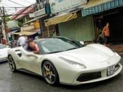 """Tư vấn - Ferrari F12 suýt tông trúng Ferrari 488 GTB của Cường """"Đô La"""""""