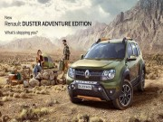 "Tư vấn - Vẻ ""hầm hố"" của Renault Duster Adventure Edition"