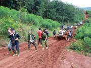 An ninh Xã hội - Nhìn lại hiện trường vụ nổ súng kinh hoàng ở Đắk Nông