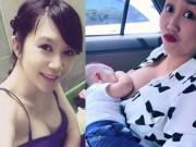 Đời sống Showbiz - Đứng hình vì ảnh đời thường của gái 3, 4 con V-biz