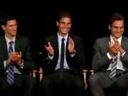 Thể thao - Tin thể thao HOT 26/10: Nadal, Federer động viên Djokovic