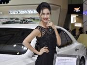Ảnh người đẹp và xe - Ảnh: Những nữ PG xinh đẹp tại triển lãm ô tô Motoshow 2016