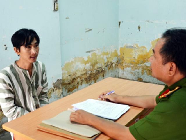 Dùng kim tiêm trấn lột hơn 300 tài xế ở Sài Gòn