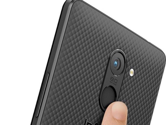 Infinix trình làng Note 3 và Hot 4 giá rẻ có cảm biến vân tay