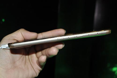Infinix trình làng Note 3 và Hot 4 giá rẻ có cảm biến vân tay - 6