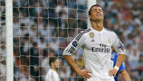 """7 siêu tiền đạo đang """"mất tích"""": Có Ronaldo, Vardy"""