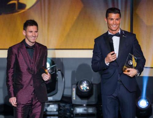 """Ronaldo: """"Messi không phải bạn tôi"""""""