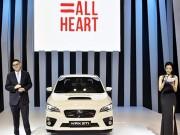 Tư vấn - Subaru trình làng ô tô nhận diện giọng nói bằng Siri