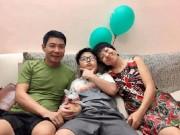 Đời sống Showbiz - Xúc động khoảnh khắc đoàn tụ của sao Việt sau ly hôn