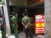 An ninh Xã hội - Nổ súng tại HN, nhân viên nhà nghỉ trúng đạn tử vong