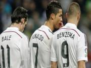 """Bóng đá - Real: Đến lúc """"khai tử"""" tam tấu Bale–Benzema-Ronaldo"""