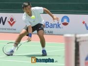 Thể thao - Hoàng Nam - Onishi: Kịch tính 3 set (vòng 2 F8 Việt Nam)
