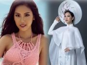 """Thời trang - Đại diện nhan sắc Việt """"trượt"""" top 15 Hoa hậu Quốc tế"""