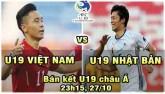 TRỰC TIẾP U19 Việt Nam - U19 Nhật Bản: Tiến Dũng cứu 11m