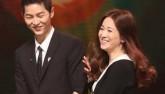 Song Joong Ki ga lăng hết cỡ với Song Hye Kyo trên truyền hình
