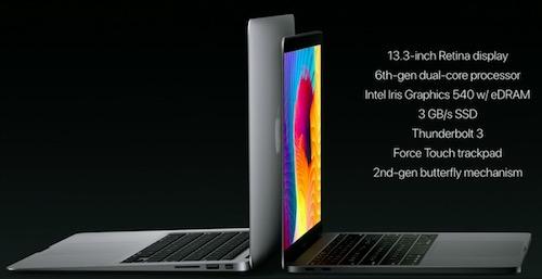 Apple trình làng tuyệt phẩm Macbook Pro mới với Touch Bar - 6