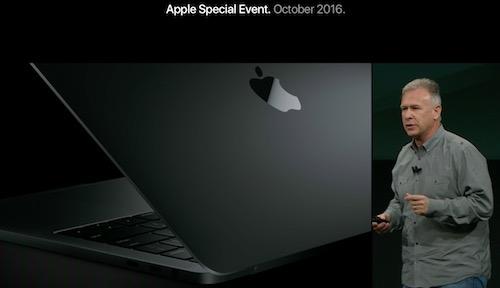 Apple trình làng tuyệt phẩm Macbook Pro mới với Touch Bar - 2