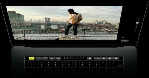 Apple trình làng tuyệt phẩm Macbook Pro mới với Touch Bar - 8