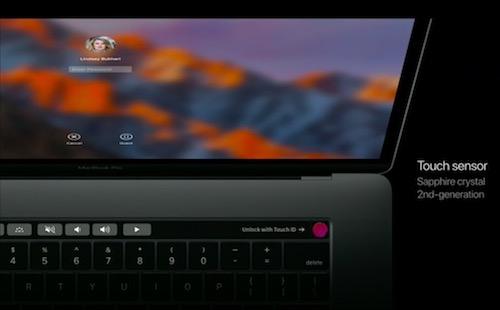 Apple trình làng tuyệt phẩm Macbook Pro mới với Touch Bar - 9