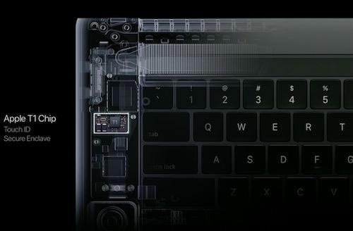 Apple trình làng tuyệt phẩm Macbook Pro mới với Touch Bar - 10