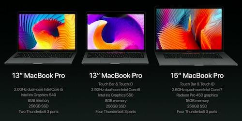 Apple trình làng tuyệt phẩm Macbook Pro mới với Touch Bar - 3