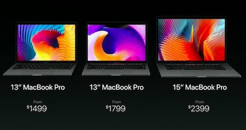 Apple trình làng tuyệt phẩm Macbook Pro mới với Touch Bar - 4
