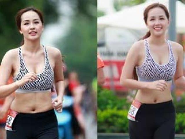 Người mẫu, hoa hậu Việt gây bất ngờ với vòng eo ngấn mỡ
