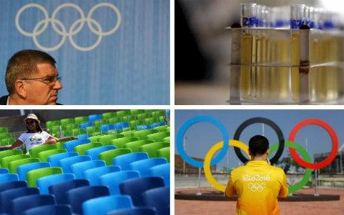 """Olympic Rio bị tố """"lách luật"""" cho VĐV sử dụng doping"""