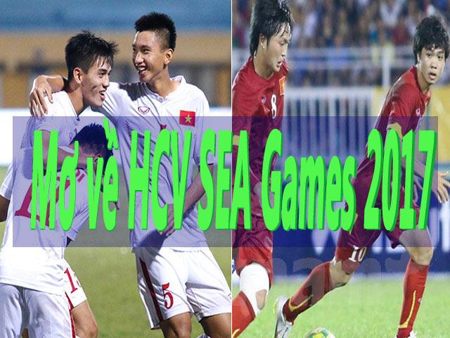 U19 Việt Nam 2016 + U19 lứa Công Phượng = HCV SEA Games 2017?