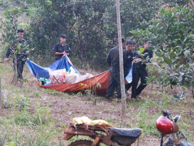 Vụ nổ súng ở Đắk Nông: Nghi can trốn nã phụ đẩy xe CA