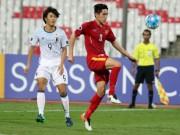 Bóng đá - Fan nhiều cảm xúc khi cổ vũ U19 Việt Nam đấu U19 Nhật Bản