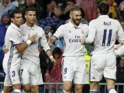 Bóng đá - Ronaldo - Bale - Benzema tệ, Real vẫn ghi bàn sòn sòn