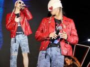 Ca nhạc - MTV - Sơn Tùng diện trang phục độc, dị biểu diễn giữa lùm xùm