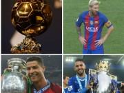 Bóng đá - Đua QBV: Ronaldo, Messi không phải ứng viên số 1