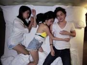 Bạn trẻ - Cuộc sống - Bi kịch cô gái và bạn thân mang bầu cùng một người