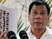 Philippines: Thị trưởng và 9 cận vệ bị bắn chết vì ma túy